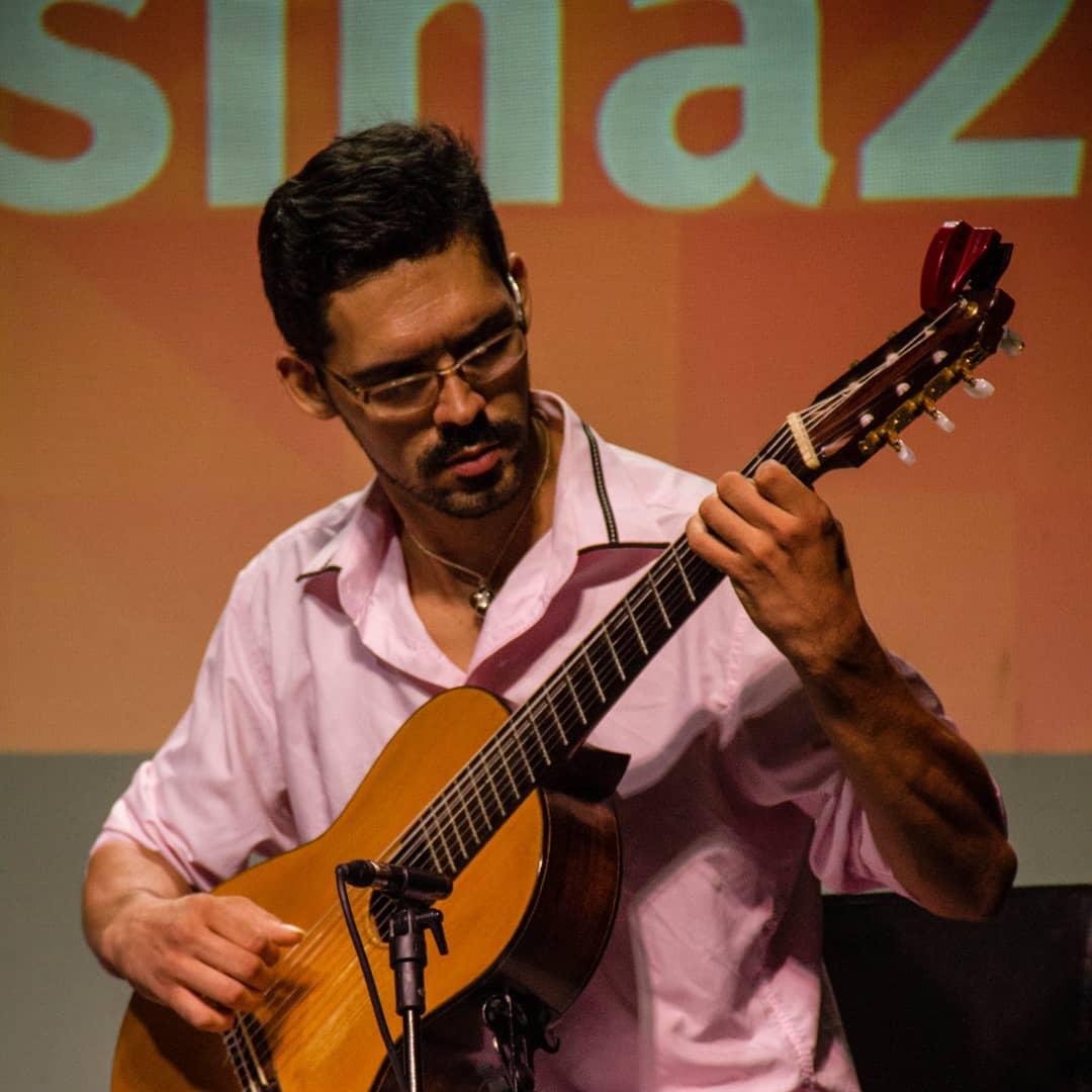 Documentário sobre o violão na Paraíba tem estreia e live com debates nesta sexta (12/02) - Foto Bruno Marinheiro