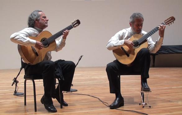 Documentário sobre o violão na Paraíba tem estreia e live com debates nesta sexta (12/02) - Foto Duo Assad Pavio