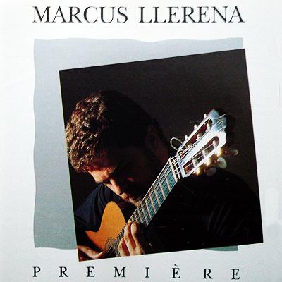 Obra inédita de Radamés Gnattali é descoberta e lançada por violonista - capa  CD Marcu Llerena Premiere