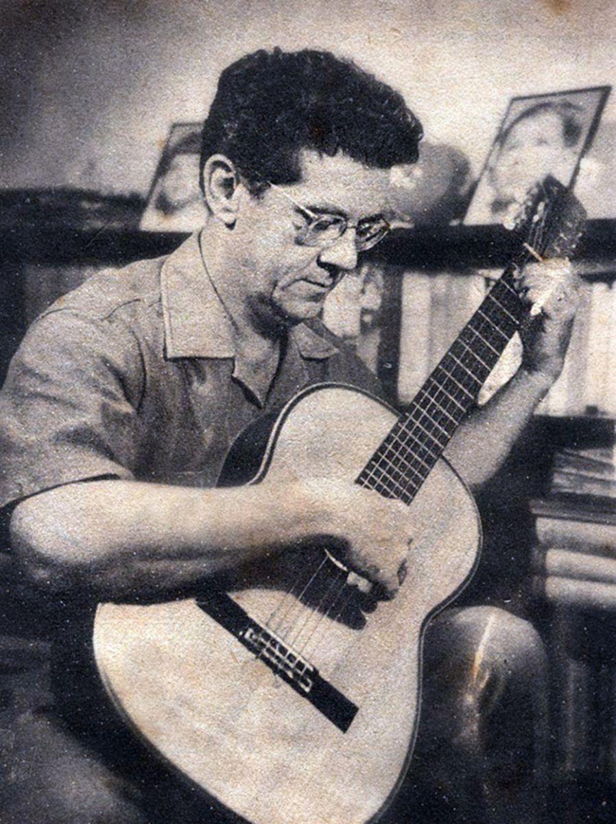 Obra inédita de Radamés Gnattali é descoberta e lançada por violonista - foto Radamés Gnattali