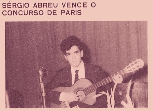 Violão e Mestres: história e sonho de uma revista - Sergio Abreu
