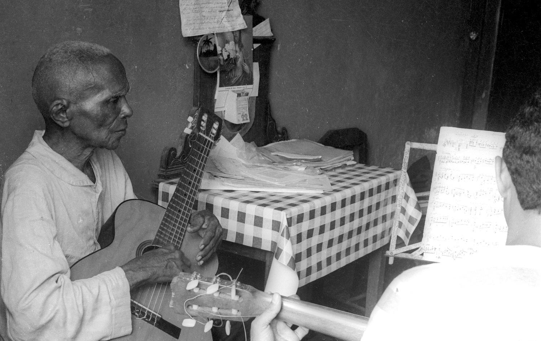 Primeiro violonista negro a realizar concerto no Pará tem obra resgatada em livros e discos - Tó Teixeira - crédito Chico Carneiro