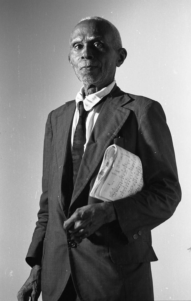 Em carta, violonista Tó Teixeira revela experiência de ser o único negro numa festa de São João em 1925 - foto crédito Luiz Braga