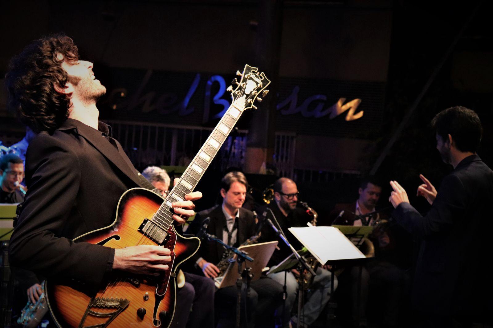 Tabuleiro Jazz Festival: evento chega à segunda edição, reunindo atrações internacionais e regionais - MG BIG BAND. Crédito: Fabiana Pinheiro