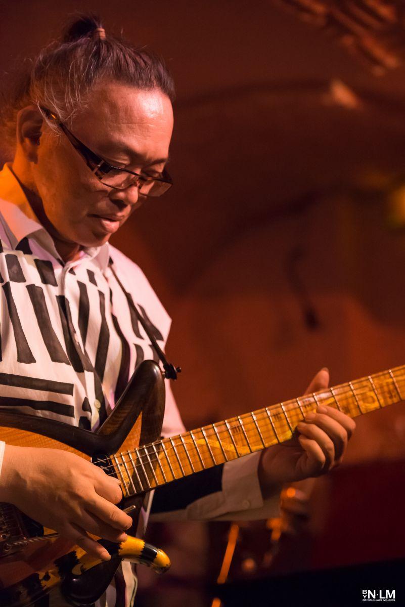 Tabuleiro Jazz Festival: evento chega à segunda edição, reunindo atrações internacionais e regionais - Nguyen Le. Crédito: Nathalie Lady Millions