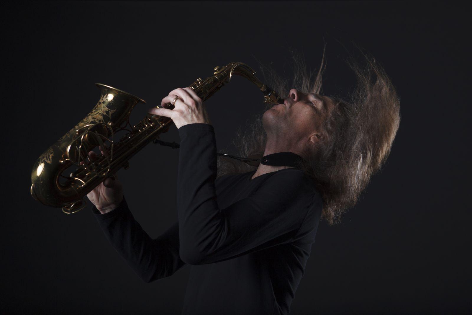 Tabuleiro Jazz Festival: evento chega à segunda edição, reunindo atrações internacionais e regionais - Sheldon Brown. Crédito: Jason Lew