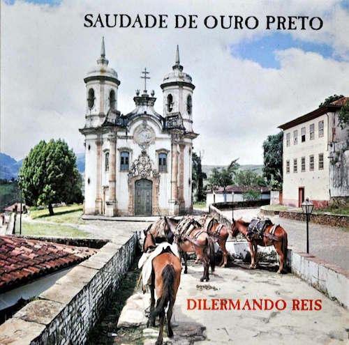 Compositor José Augusto de Freitas é tema de bate-papo musical sobre o violão mineiro - Imagem Capa de Disco Dillermando Reis