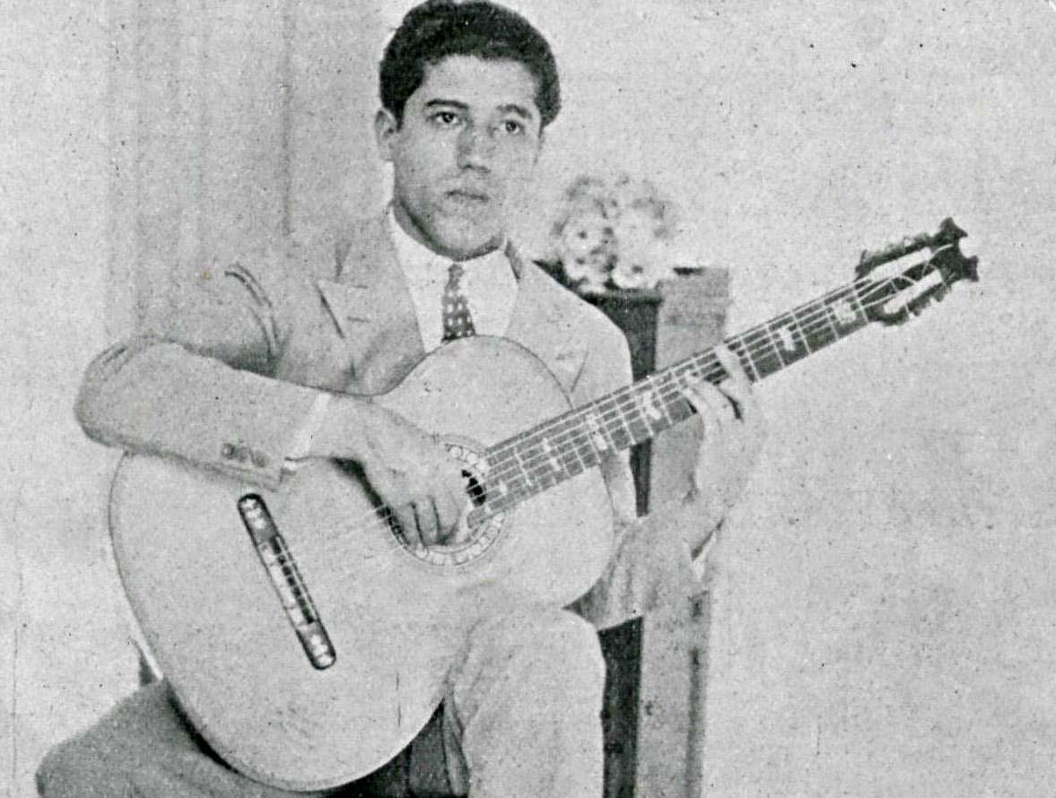 Compositor José Augusto de Freitas é tema de bate-papo musical sobre o violão mineiro - Imagem José Augusto de Freitas