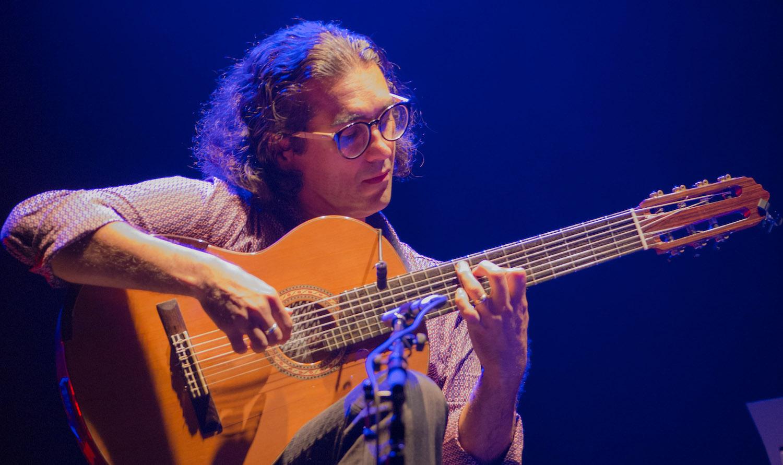 Festival Violões em Rede reúne oito grandes solistas e compositores em recitais online - foto Alessandro Penezzi