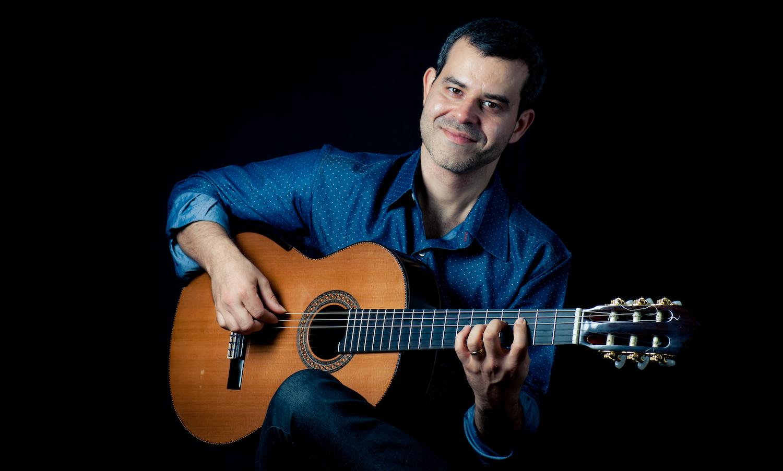 Festival Violões em Rede reúne oito grandes solistas e compositores em recitais online - Foto Carlos Walter
