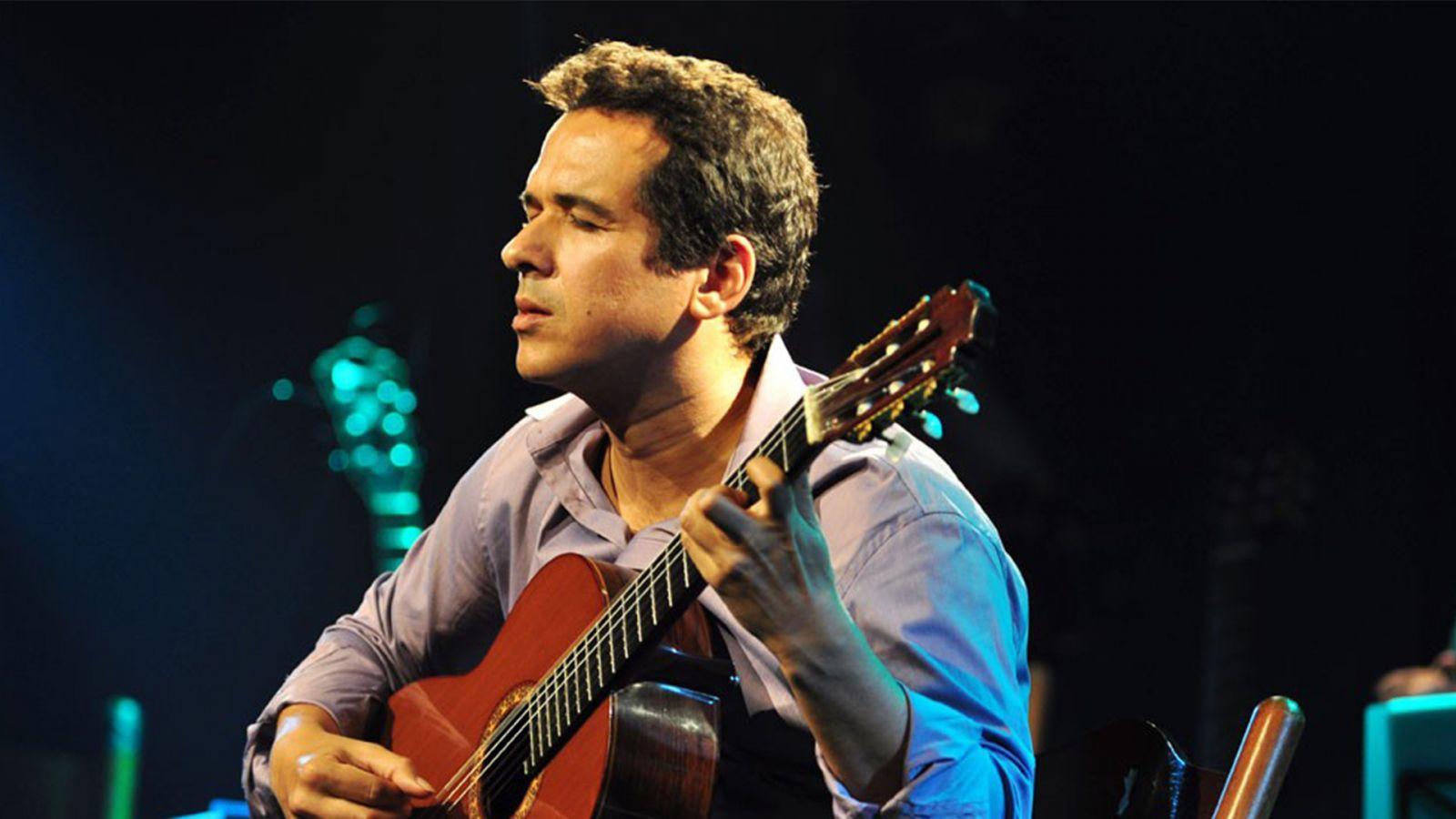 Lives de violão: Zé Paulo Becker e João Camarero são o destaque desta quinta (18/06) - Zé Paulo Becker