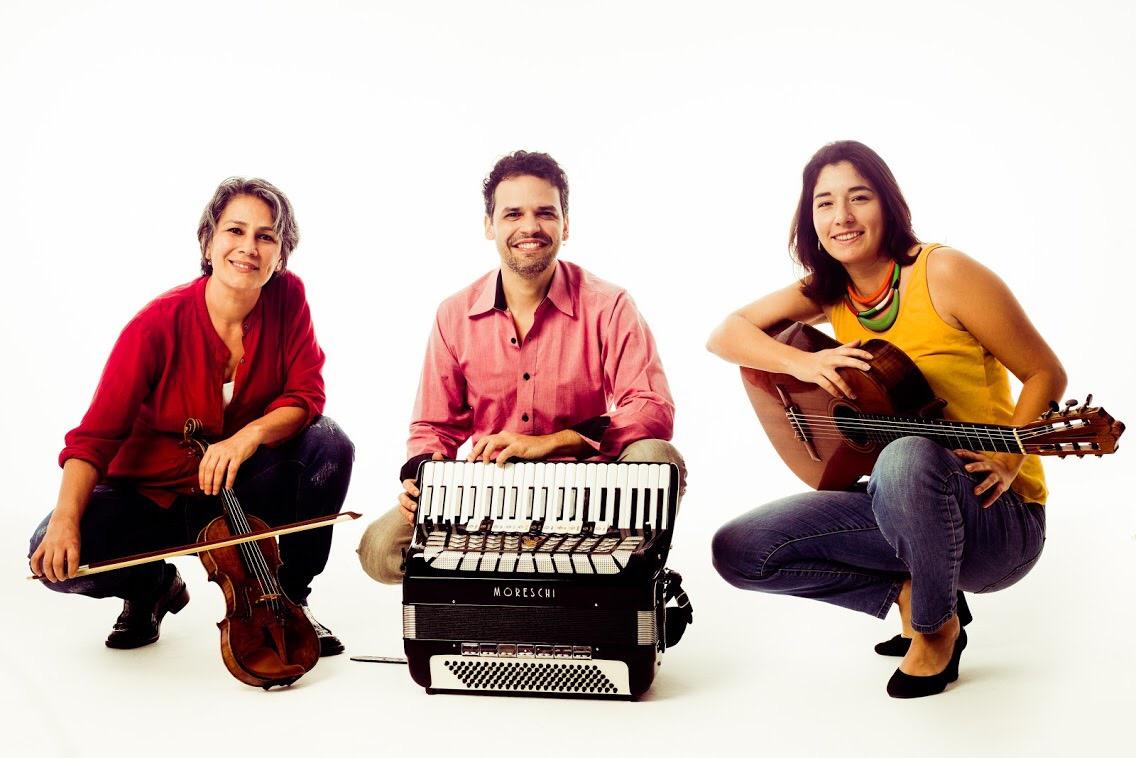 Iroko Trio estreia nova temporada de vídeos no Acervo Violão Brasileiro - Crédito: Bel Junqueira