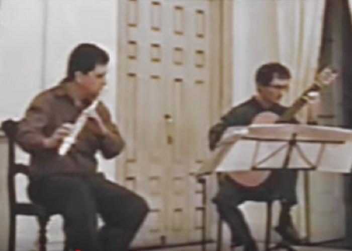 Capa do vídeo Sergio Barrenechea e Clayton Vetromilla - Guerra-Peixe Mãe d´água