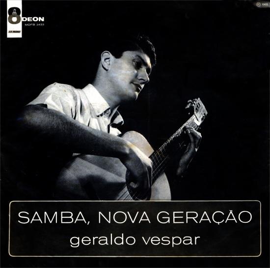 Geraldo Vespar - Samba, Nova Geração