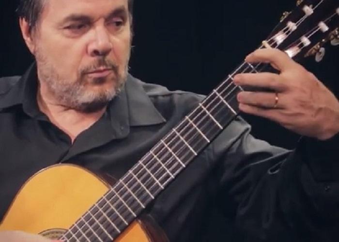 Capa do vídeo Giacomo Bartoloni - Por você...chorei (Lina Pires de Campos)