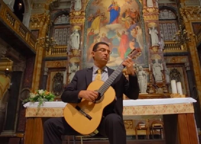 Capa do vídeo Humberto Amorim - Prelúdio 1 (Ricardo Tacuchian)