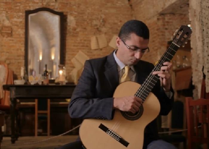 Capa do vídeo Humberto Amorim - PRELÚDIO IX (Ricardo Tacuchian)