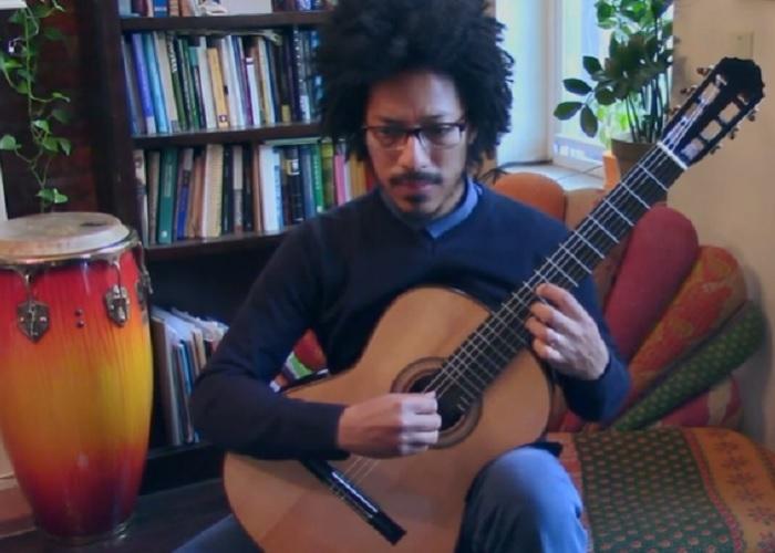 Capa do vídeo João Luiz Rezende - Los Guardianes de La Magia (Leo Brouwer)