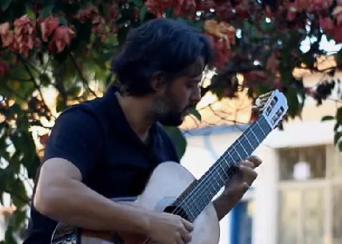 Capa do vídeo Michel Maciel - Baião de Lacan (Guinga)