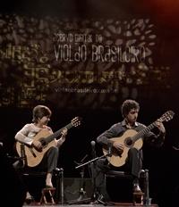 Duo Siqueira Lima marca 2º show do Acervo Violão