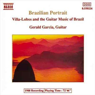 Gerald Garcia - Brazilian Portrait