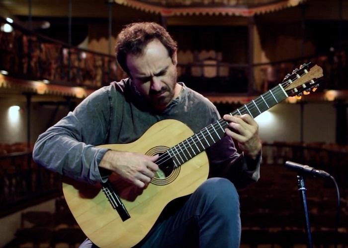 Capa do vídeo Tabajara Belo - Estudo para improvisação multi-textural II movimento
