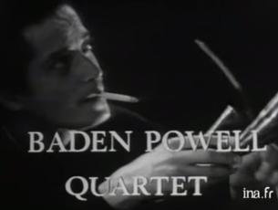 Capa do vídeo Jazz samba - Baden Powell Quartet