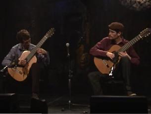 Capa do vídeo Guanduo - Lamento sertanejo (Dominguinhos e Gilberto Gil)
