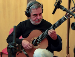 Capa do vídeo Marco Pereira - vídeo sobre o CD Dois Destinos