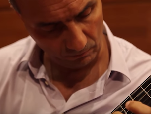 Capa do vídeo Marcelo Kayath - Gigue & Double - Suite BWV 997 A Minor - Bach