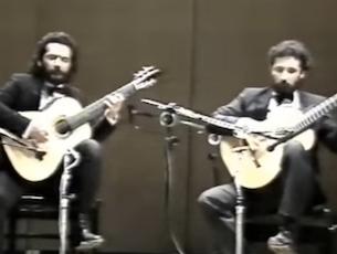 Capa do vídeo Duo Assad - Baião Malandro (Egberto Gismonti)
