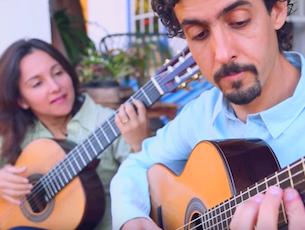 Capa do vídeo Duo Siqueira Lima - Primavera Porteña (Astor Piazzolla)