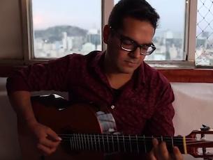 Capa do vídeo Cainã Cavalcante - campanha de financiamento coletivo CD