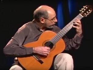 Capa do vídeo Paulo Bellinati Toca Antônio Carlos Jobim