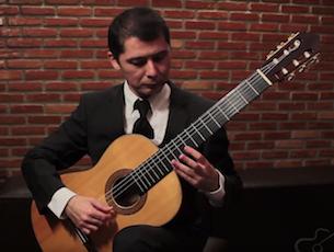 Capa do vídeo Gilson Antunes - Abismo de Rosas (Américo Jacomino)