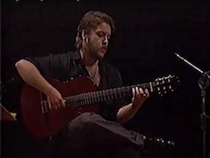 Capa do vídeo Raphael Rabello e Dininho - Dança Brasileira (Radamés Gnattali)