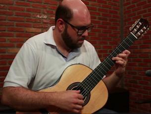Capa do vídeo Alberto Guedes - Improviso (Aníbal Augusto Sardinha - Garoto)