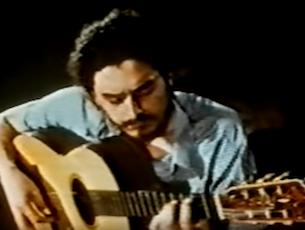 Capa do vídeo Egberto Gismonti - Berimbau + Consolação (Baden/Vinícius)