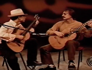 Capa do vídeo Duo Barbieri-Schneiter - Seu Vicente (Fred Schneiter)