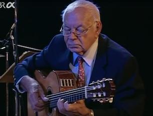 Capa do vídeo Laurindo Almeida Trio -  Leverkusener Jazztage 1992