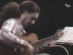 Capa do vídeo Egberto Gismoti, C. Haden e J. Garbarek - Mágico (E. Gismonti)