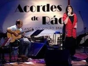 Capa do vídeo Mônica Salmaso - Senhorinha - Festival Acordes do Rádio