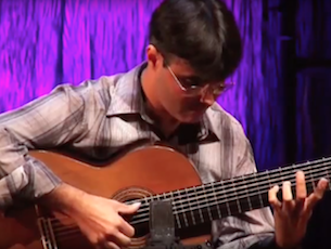 Capa do vídeo Maurício Marques e banda - trecho do programa Rumos Itaú