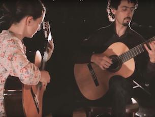 Capa do vídeo Duo Siqueira Lima - Ária_Bachianas Brasileiras N. 4 (Villa-Lobos)