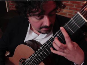 Capa do vídeo Cleyton Fernandes - Suíte Contatos (Paulo Bellinati)