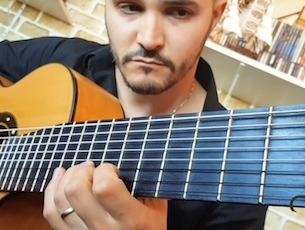 Capa do vídeo Diego Salvetti - Emilio Tango (Diego Salvetti) - Violão Brasileiro