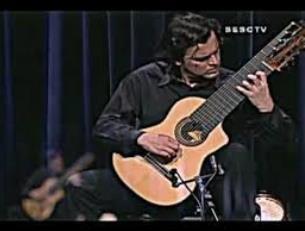 Capa do vídeo Paulo Martelli - Presto BWV1001 (Bach) - Movimento Violão
