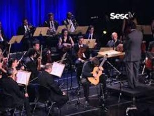 Capa do vídeo Paulo Martelli - Concerto para violão - II.Andantino e Andante (Villa-lobos)