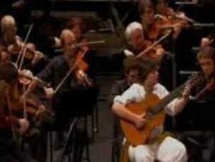 Capa do vídeo Yamandu Costa - Suite para violão e orquestra_I mov (Maurício Carrilho)