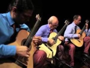 Capa do vídeo Camerata de Violões - Canuã Liberta Seu Povo (Gaetano Galifi)
